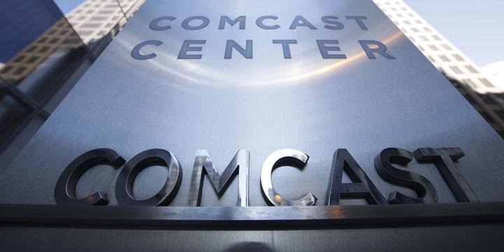 Comcast, Fox yerine Sky