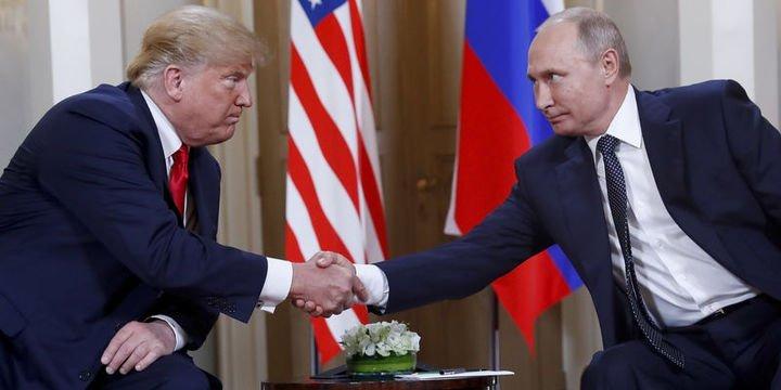 Trump sonbaharda Putin