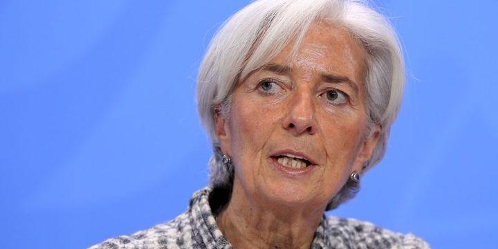 IMF Başkanı Lagarde