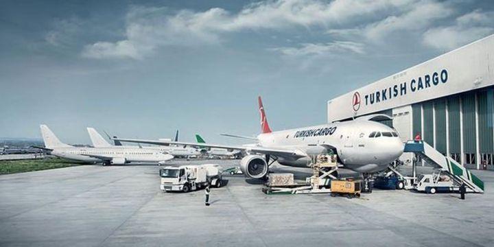 Hava yükünün 26 milyon tonu Türkiye