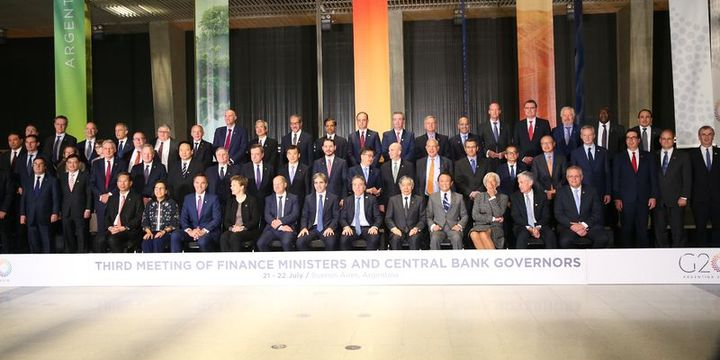 G20 Toplantısı