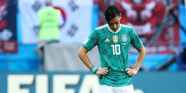 Mesut Özil Almanya Milli Takımı
