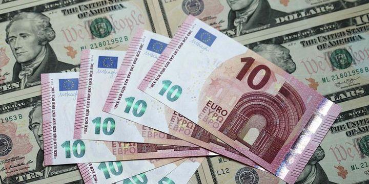 """""""Euro/dolar"""