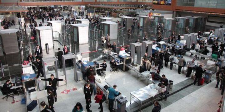 Havayolu yolcu sayısı yüzde 16.2 arttı