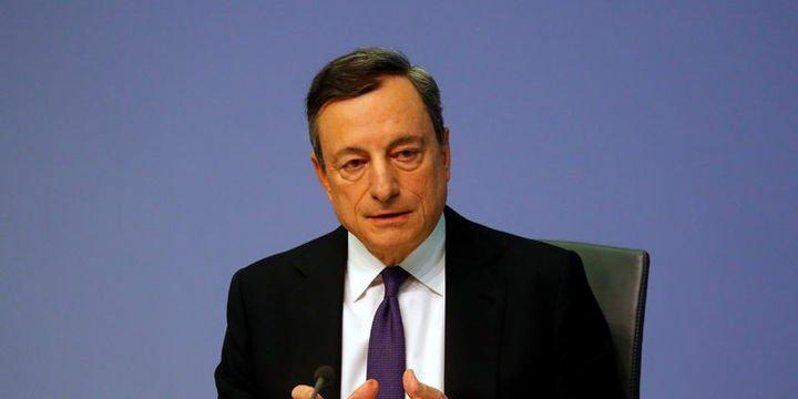 AMB/Draghi: Enflasyona ilişkin belirsizlik azalıyor