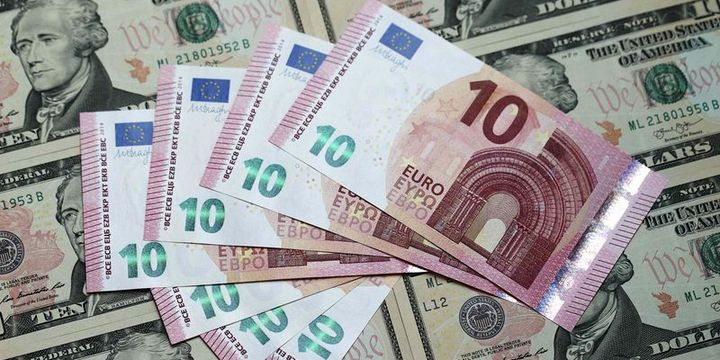 "Euro ""AMB"" ardından dolar karşısında güçsüz seyrini sürdürdü"