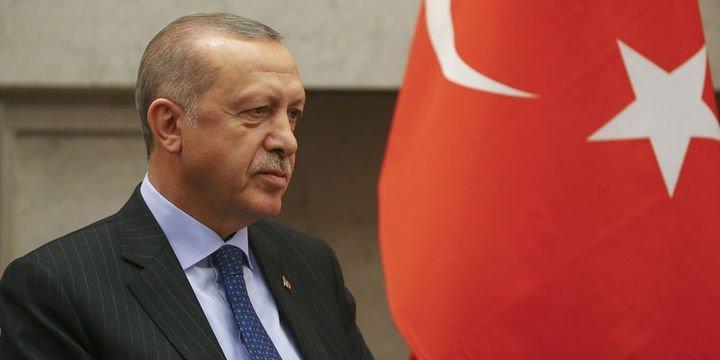 Cumhurbaşkanı Erdoğan Güney Afrika