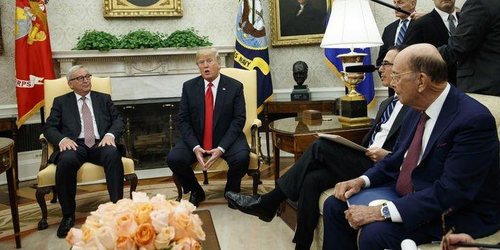AB-ABD görüşmesi tansiyonu düşürdü, sorunu çözmedi