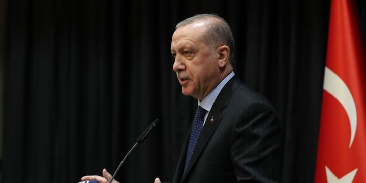 Erdoğan: Sığınmacılar için 32 milyar dolar harcadık