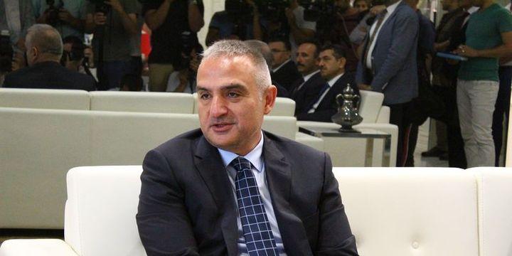 Turizm Bakanı Ersoy: Turist sayısı 6 ayda % 30 arttı