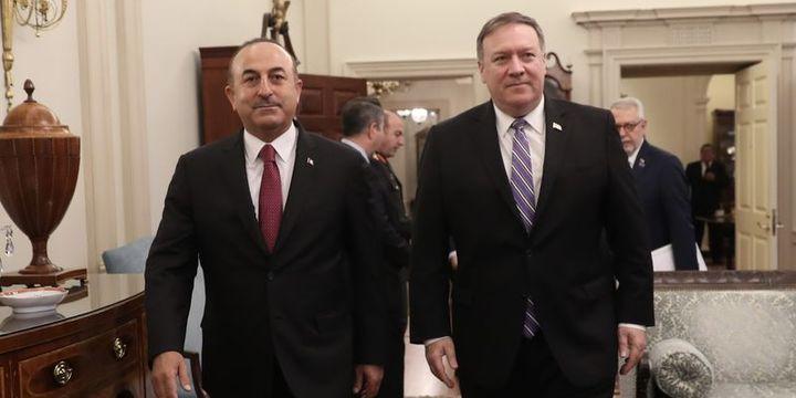 ABD Dışişleri: Sorunun çözümü için müzakerelerde mutabık olduk