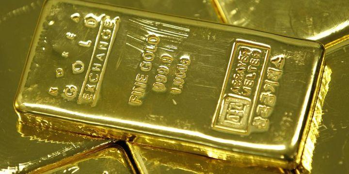 Altın merkez bankaları toplantıları öncesi düştü