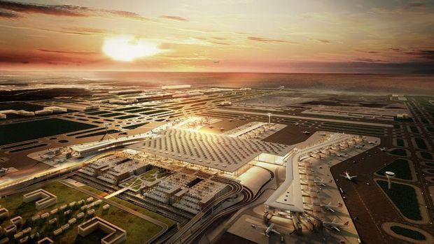 İstanbul Yeni Havalimanı işletmecisinden 1.8 milyar liralık sermaye artırımı