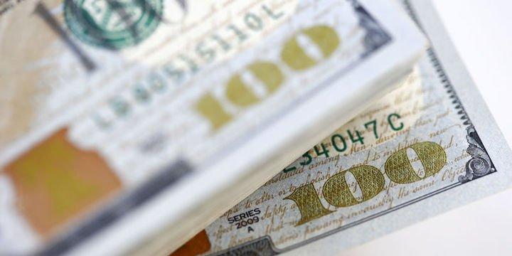 Dolar/TL %1 artışla 4.90