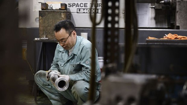 Japonya'da sanayi üretimi Haziran'da sert düştü