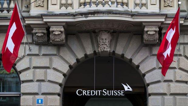 Credit Suisse'in 2. çeyrek geliri tüm beklentileri geride bıraktı