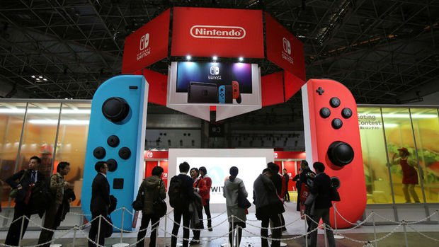 Nintendo'nun ilk çeyrek karı tahminleri aştı