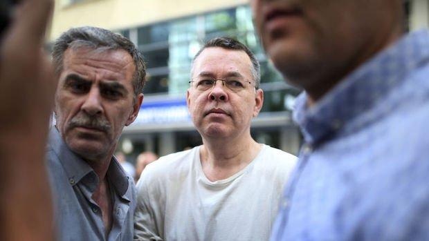 Rahip Brunson'ın ev hapsine yapılan itiraz reddedildi