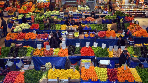 İTO: İstanbul'da perakende fiyatlar Temmuz'da % 0,52 arttı
