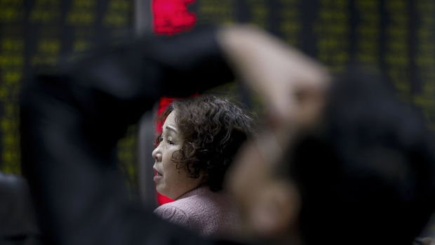 Ticarete ilişkin korkular Asya borsalarından 220 milyar $ sildi