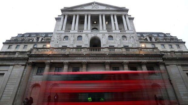 İngiltere Merkez Bankası faizi 25 baz puan yükseltti