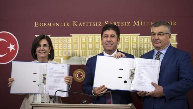 CHP'li Usluer: 'Noter tasdikli imza sayımız 630'