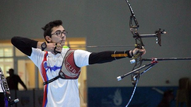 Mete Gazoz Avrupa Grand Prix'de altın madalya getirdi