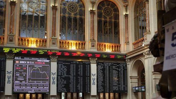 Avrupa hisseleri haftanın ilk işlem gününe yükselişle başladı
