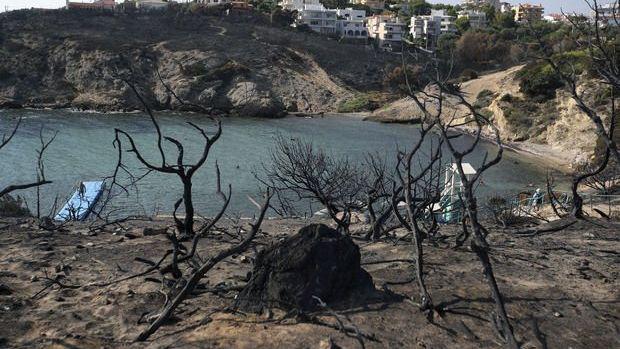 Korkunç yangının ardından Yunanistan'da yeni kararlar alındı