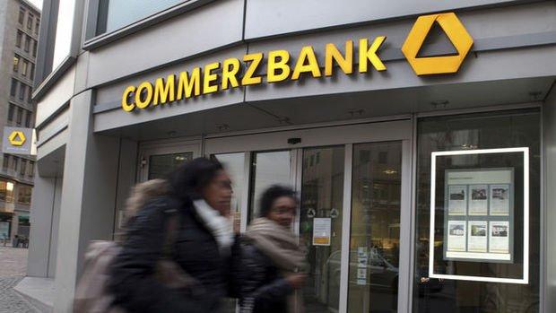 Commerzbank'ın 2. çeyrek karı tahminleri geride bıraktı