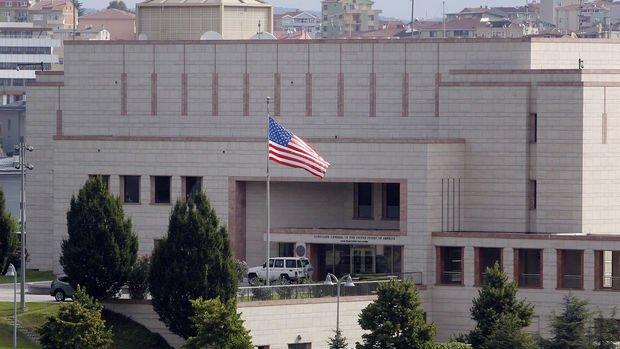ABD Büyükelçiliği: Gerginliklere rağmen ABD Türkiye'nin sağlam dostudur
