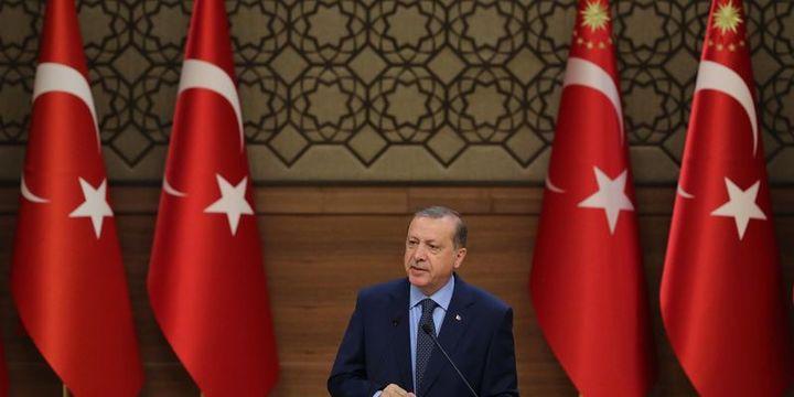 Erdoğan: Suni finansal saldırılara maruz kalıyoruz