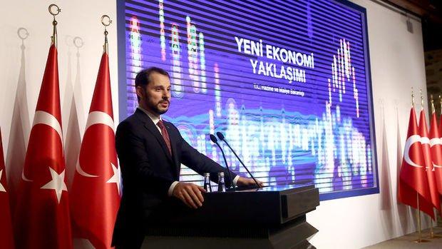 Berat Albayrak: Sıkı para ve mali politika süreci ortaya koyacağız