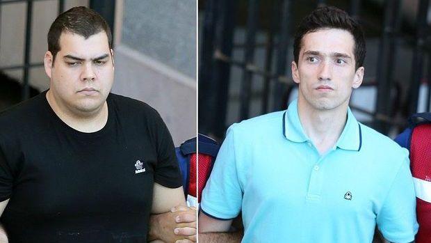 Tutuklu Yunan askerleri serbest bırakıldı