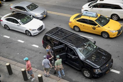New York'ta Uber'e karşı yasa onaylandı