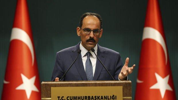 Kalın: Piyasalardaki dalgalanmanın Türk ekonomisiyle ilgisi yok