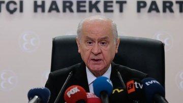 Bahçeli: Türkiye ekonomik kriz içinde değildir