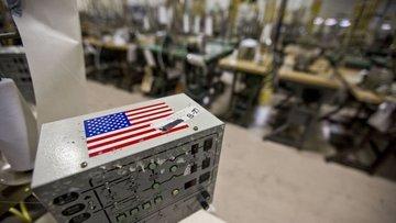 ABD'de sanayi üretimi temmuzda beklentinin altında geldi