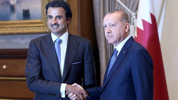 Katar Türkiye'ye 15 milyar $ yatırım yapacak