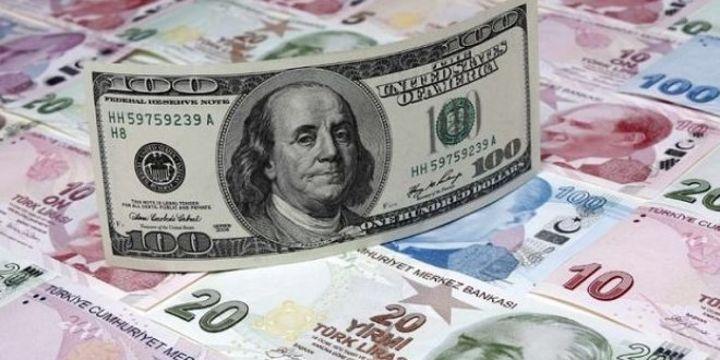 Dolar/TL 5.90