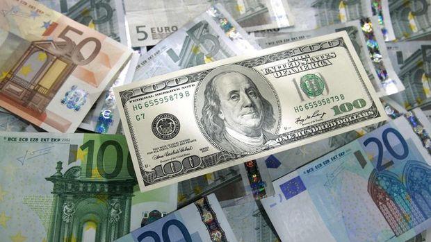 Yurt içi yerleşiklerin döviz mevduatı 1.3 milyar dolar arttı