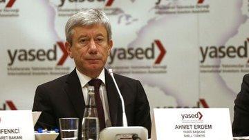 YASED/Erdem: Uluslararası yatırımcıların Türkiye'ye güven...
