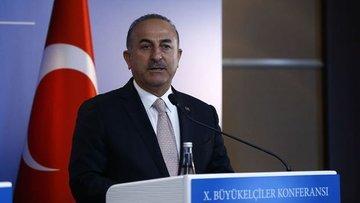 Dışişleri Bakanı Çavuşoğlu'ndan ABD açıklaması