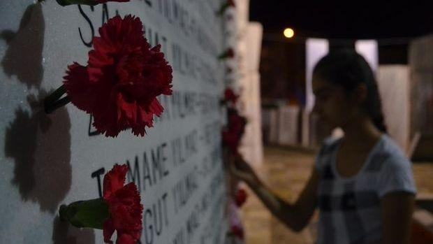 17 Ağustos Marmara Depremi'nde hayatını kaybedenler anıldı