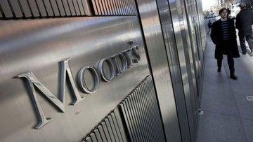 Moody's Türkiye'nin notunu indirdi, görünüm negatif