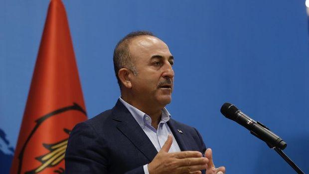 Bakan Çavuşoğlu'ndan ABD'ye: Bu yaklaşımla sorunlar çözülemez