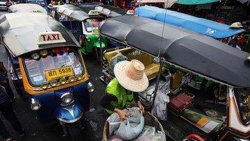 Tayland 2. çeyrekte tahminin üzerinde büyüdü