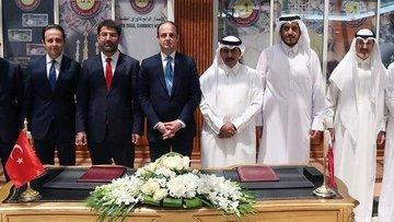 Merkez Bankası'ndan swap anlaşması duyurusu