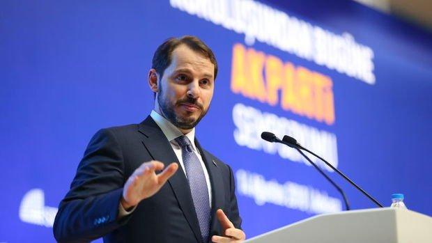 Bakan Albayrak'tan vergi süresine ilişkin açıklama