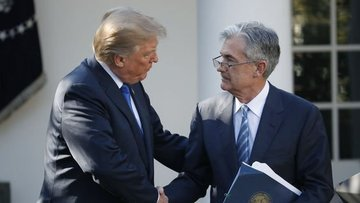 Trump'tan Fed'e eleştiri
